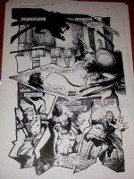 RIDGWAY, JOHN - Hellblazer #1 pg 39, Alan Moore' Constantine, 1st Issue Comic Art