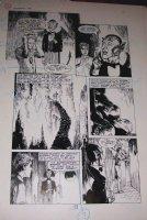 RIDGWAY, JOHN - Hellblazer #3 pg 16, Alan Moore' Constantine Comic Art