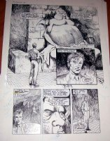RIDGWAY, JOHN - Hellblazer #3 pg 17, Alan Moore' Constantine Comic Art