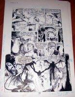 RIDGWAY, JOHN - Hellblazer #3 pg 18, Alan Moore' Constantine Comic Art