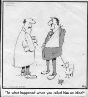 UNGER, JIM - Herman daily 12-5-1974 Comic Art