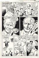 LaROCQUE, GREG - Flash #16 pg 6, Flash & magic act Comic Art