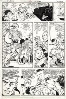 LaROCQUE, GREG - Flash #20 pg 19, Wally gets stolen food from Pied Piper Comic Art