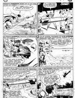 PLASTINO, AL & STAN KAYE - Action Comics #282 page 9 Comic Art
