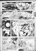 DUURSEMA, JAN - Arion #15 DC pg 8   Comic Art