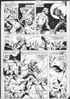 DUURSEMA, JAN - Arion #16 DC pg 22   Comic Art