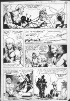 DUURSEMA, JAN - Arion #16 DC last pg, Comic Art