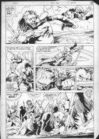 DUURSEMA, JAN - Arion #16 DC pg 16, Comic Art