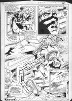 DUURSEMA, JAN - Arion #18 DC pg 22, semi=splash Comic Art