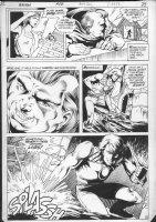DUURSEMA, JAN - Arion #14 DC pg 19, large Arion iame Comic Art