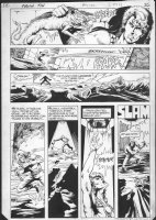 DUURSEMA, JAN - Arion #14 DC pg 26, strange rats Comic Art