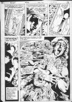 DUURSEMA, JAN - Arion #17 DC pg 9 Comic Art