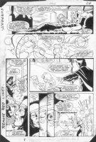JURGENS, DAN - Amethyst, Princess of Gemworld #8 pg 19 Comic Art