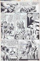 DILLIN, DICK / DAVE COCKRUM - World Finest #218 pg 8, Batman & Superman Comic Art