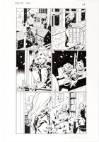 BUCKINGHAM, MARK / ANDREW PEPOY - Fables #90 pg 11, Beauty & King Cole with 3 mice   2010 Comic Art