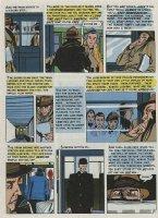 KRIGSTEIN, BERNIE - Impact #1 Master Race pg 2 - the comic book Comic Art