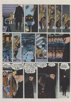 KRIGSTEIN, BERNIE - Impact #1 Master Race pg 8 - the comic book Comic Art
