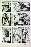 BARRY, DAN - All Select #2 pg 11, Submariner Dragon story 1943 Comic Art