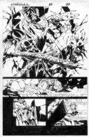 BACHALO, CHRIS -  Witchblade #87 page 20 Comic Art