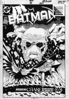 JONES, KELLY - Batman #550 cover, Clayface, 1st appearance of heroine - Chase Comic Art