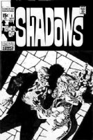 STERANKO - Tower of Shadow #1, cover art to Jim's classic story  Comic Art