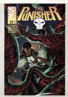 WRIGHTSON, BERNI & JUSKO, JOE - Punisher cover #4, Punisher vs monster Comic Art