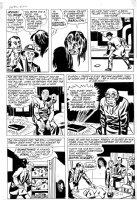 SIMON, JOE with JACK KIRBY - Fighting American #2 larger last pg 3, 1950s Patriotic hero 1965-66 Comic Art