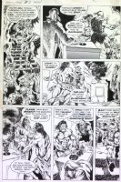 MARCOS, PABLO - Iron Jaw #3 pg 12, Atlas Conan Comic Art