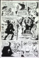 MARCOS, PABLO - Iron Jaw #3 pg 13, Atlas Conan Comic Art