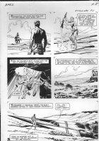 GIOLITTI, ALBERTO - Beneath Planet of the Apes GK pg 5, 1970 Comic Art