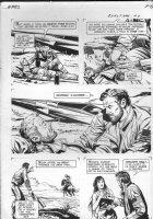 GIOLITTI, ALBERTO - Beneath Planet of the Apes GK pg 6, 1970 Comic Art