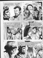 GIOLITTI, ALBERTO - Beneath Planet of the Apes GK pg 12, 1970 Comic Art