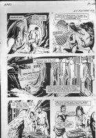GIOLITTI, ALBERTO - Beneath Planet of the Apes GK pg 19, 1970 Comic Art
