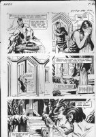 GIOLITTI, ALBERTO - Beneath Planet of the Apes GK pg 20, 1970 Comic Art