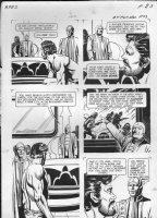 GIOLITTI, ALBERTO - Beneath Planet of the Apes GK pg 23, 1970 Comic Art