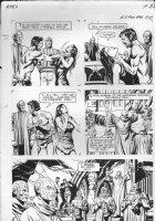GIOLITTI, ALBERTO - Beneath Planet of the Apes GK pg 24, 1970  Comic Art
