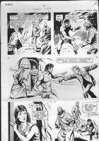 GIOLITTI, ALBERTO - Beneath Planet of the Apes GK pg 26, 1970  Comic Art
