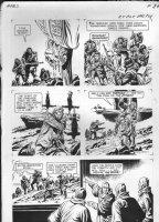 GIOLITTI, ALBERTO - Beneath Planet of the Apes GK pg 28, 1970 Comic Art
