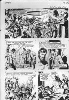 GIOLITTI, ALBERTO - Beneath Planet of the Apes GK pg 29, 1970 Comic Art