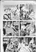 GIOLITTI, ALBERTO - Beneath Planet of the Apes GK pg 30, 1970 Comic Art