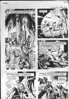 GIOLITTI, ALBERTO - Beneath Planet of the Apes GK pg 31, 1970 Comic Art
