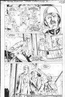 PURCELL, GORDAN / Dan Barry story - Indiana Jones (Dark Horse) #8 pg 22, German East Africa Comic Art