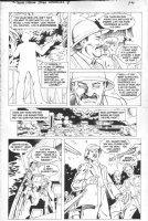 PURCELL, GORDAN / Dan Barry story - Indiana Jones (Dark Horse) #8 pg 20, German East Africa Comic Art