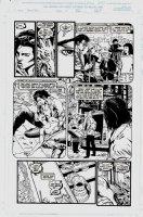ZIRCHER, PATRICK - Iron Man v3 #16 pg 2, Billy Yuan origin / link to Fin Fang Foom  1999 Comic Art