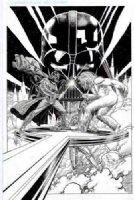 BRODERICK, PAT - Star Wars 2009 cover Comic Art
