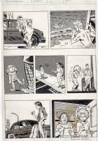 FRADON, RAMONA - Crazy Magazine #66 last pg 22 Comic Art