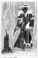 ROMITA JR, JOHN - Dark Tower The Gunslinger Born #3 cover, incredible full shot of Rolland Deschain! Comic Art