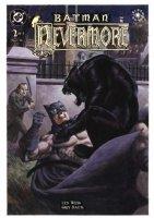 WRIGHTSON, BERNI - Batman: Nevermore #2 fully painted cover, Batman & Edgar Allen Poe, 2003 Comic Art