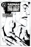 PHILLIPS, SEAN - Batman Legends of Dark Knight #188 cover, Riddler & his new look 2005 Comic Art