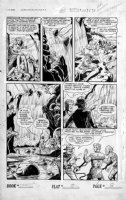 SCHROTTER, GUS (Iger Shop) - Rangers #52 page 8 of 10 page Firehair story Comic Art